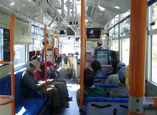 石見銀山・路線バス